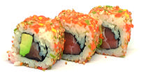 Foto Spicy tuna maki (pittige tonijn)