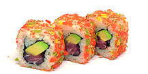 Foto Spicy salmon maki